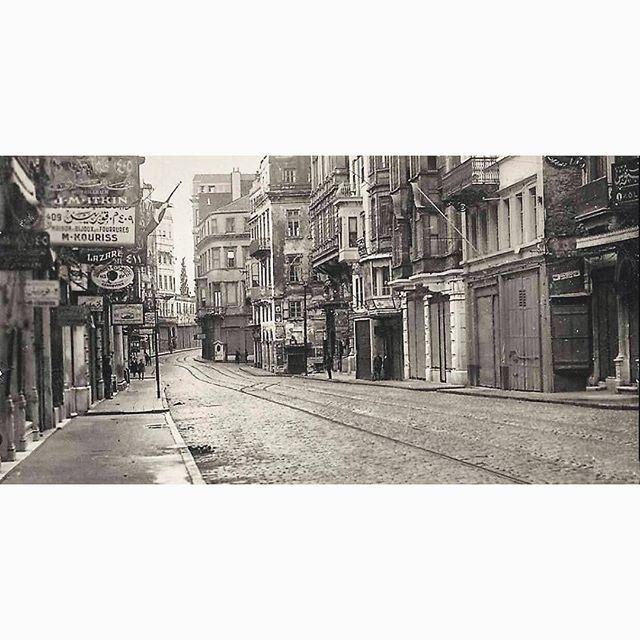 Beirut Gemmeyze in 1937 ,
