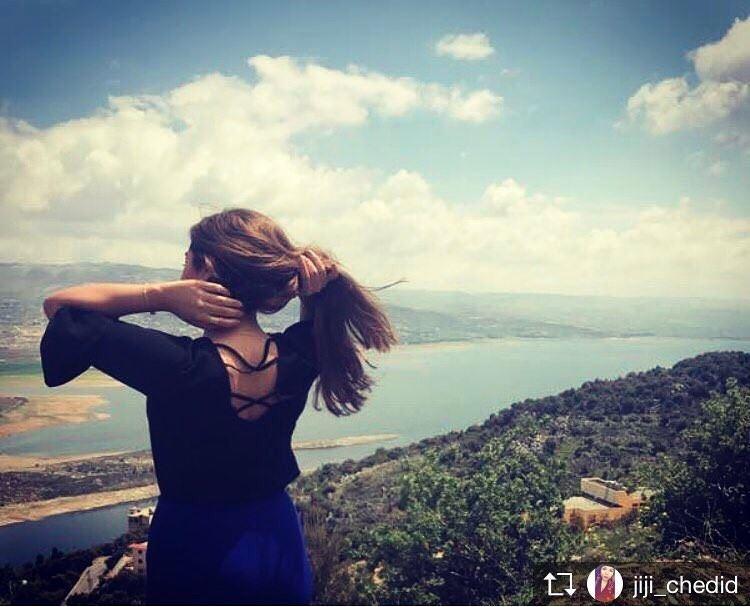 Repost from @jiji_chedid livelovebekaa happyeaster🐥 ... (Saghbîne, Béqaa, Lebanon)