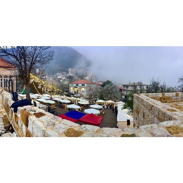 aboutyesterday - soukelakel - Ehden ❤️.. soukelakel panorama ... (Souk el Akel)