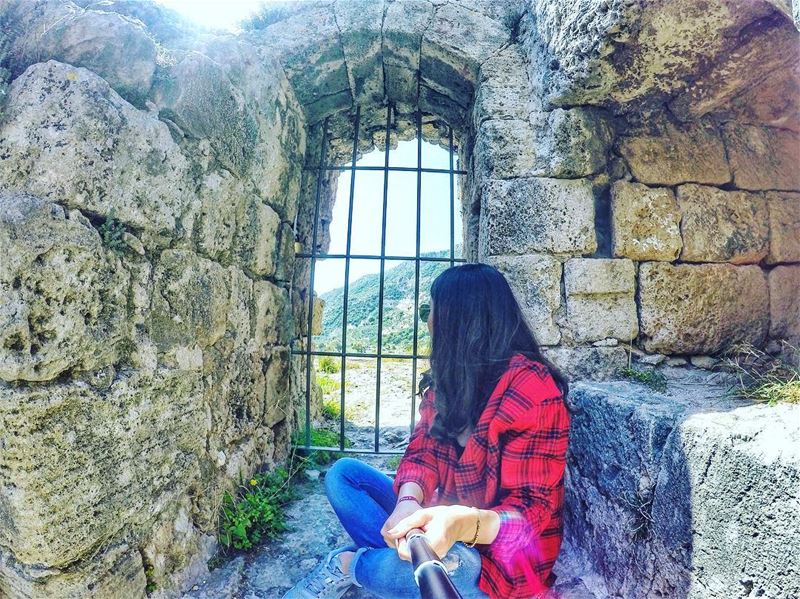 livelovelebanon 🕌 castle msaylhacastle meetlebanon explore ... (Msaylha Castle)