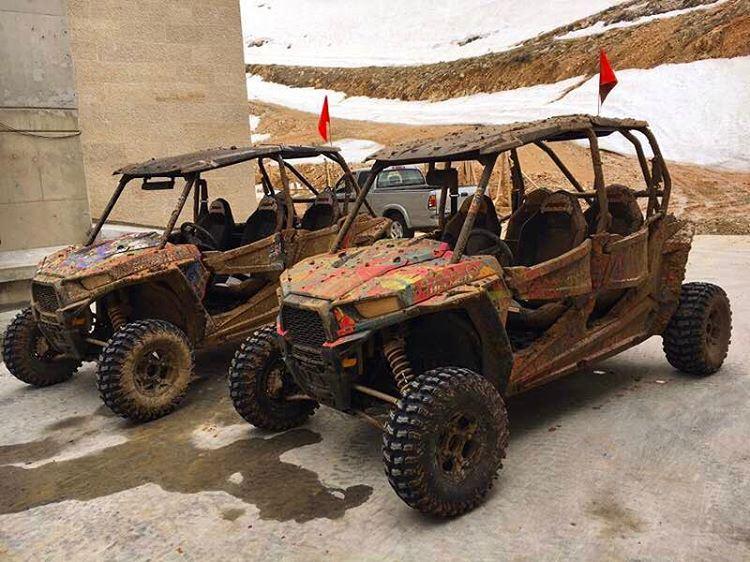 Muddy Monday ! polarislebanon cruiserblack rzrturbo turbo turbo168hp...