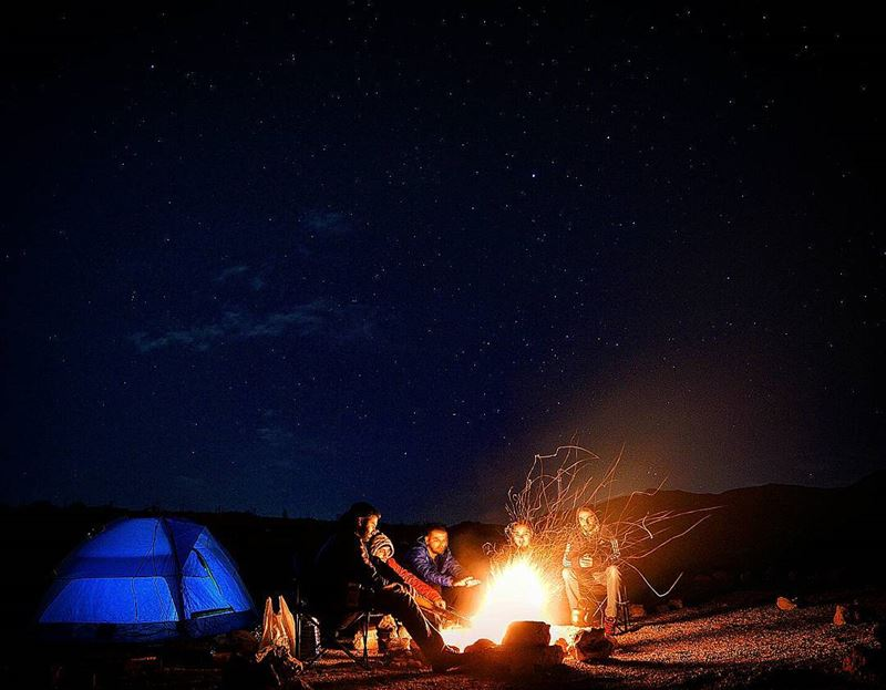 Sometimes this is all you need  camping  lebanon  mountains  friends ...