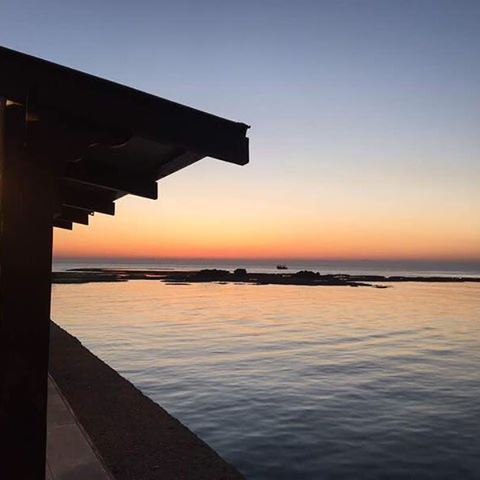 Finding inner peace in the beauty of a sunset sunset sea ... (Byblos Sur Mer)