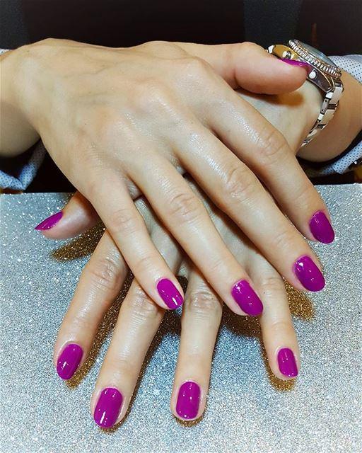 Utra violet (alina breathable and organic nailpolish) nailpolish spring ... (MUREX Beauty Care)