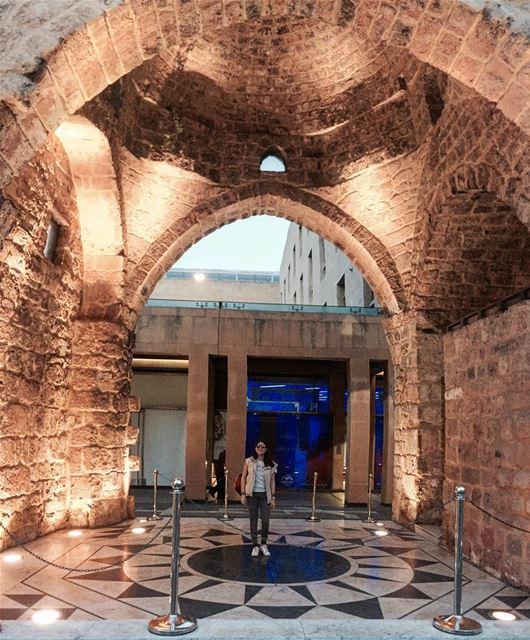 🕴🏼.. ......... architecture archidaily archiporn ... (Beirut Souks)
