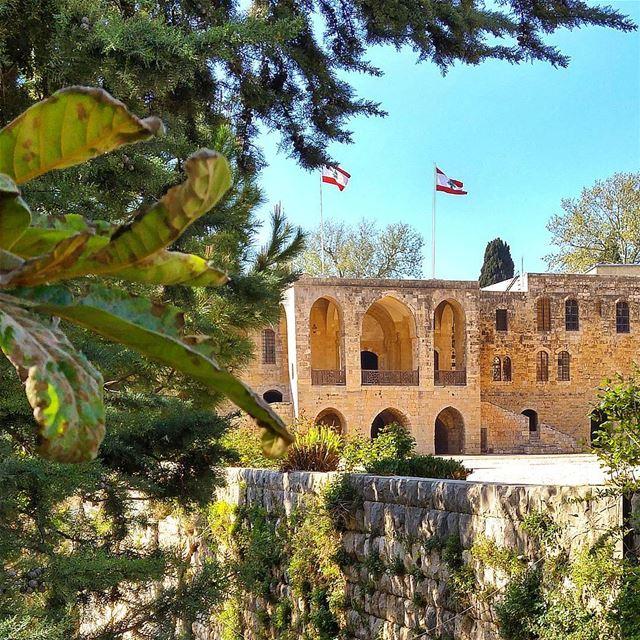 Beit el deen 💚 lebanon nature naturelovers natureporn landscape ... (Beit L Din)