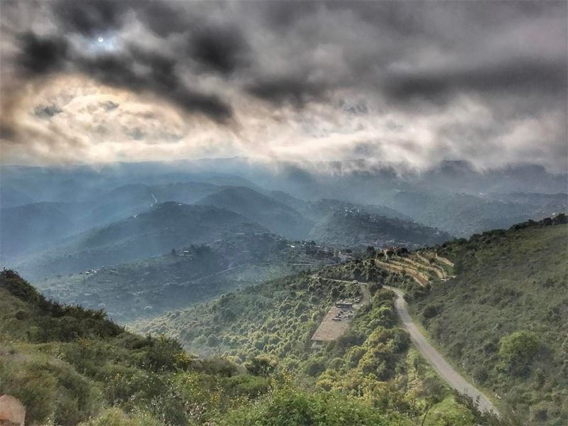Life is meant for spectacular adventures,Let your feet wander,Your eyes... (Ghalboûn, Mont-Liban, Lebanon)
