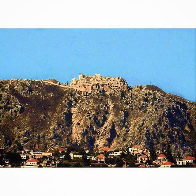 قلعة الشقيف ،