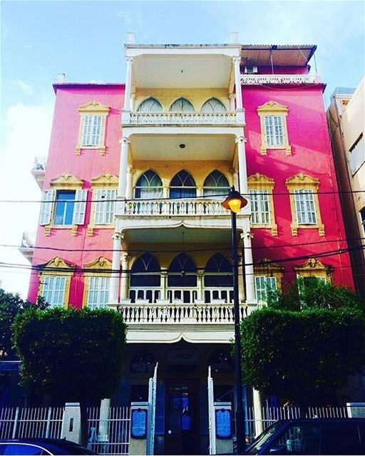 Beirut Gemmayzeh ,Photo By @josephine_brrr ...