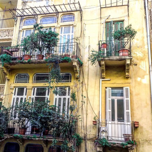 Achrafieh is one of Beirut's oldest and most charming districts. Love it's... (Achrafieh, Lebanon)