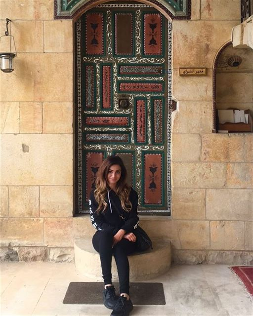 Dora the Explorer🗝🏛 alhamadehpalace beirut livelovebeirut ... (Al-Hamadeh Palace)