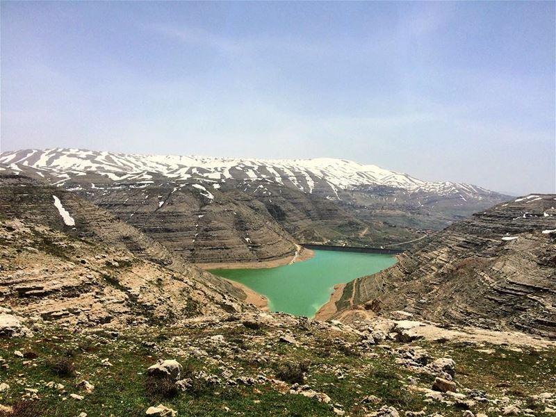 Chabrouh Dam hiking keepmoving keephiking mountains4life sports4life ...