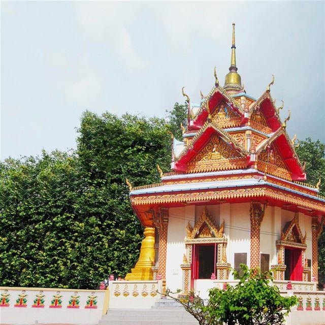 The Colorful Malaysia, Thai Temple - Penang instatraveling instagood ... (Penang, Malaysia)