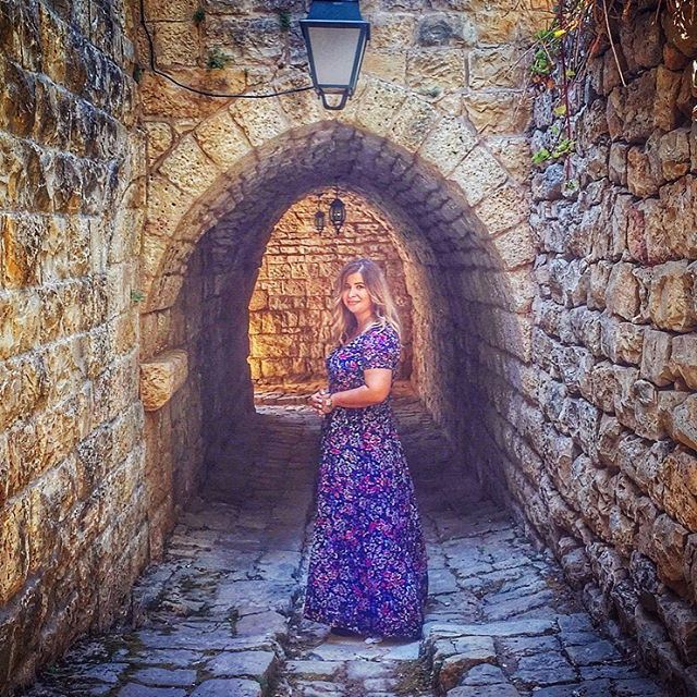 A beautiful day in DeirElQamar 💗______________________________________... (Deïr El Qamar, Mont-Liban, Lebanon)