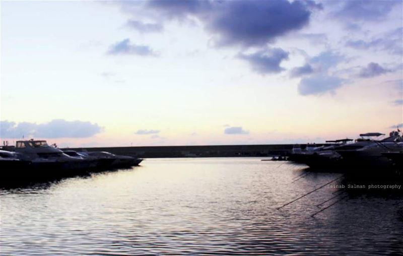 Silence is beautiful. lebanon photography travel nature food ocean ... (Zaytouna Bayy)