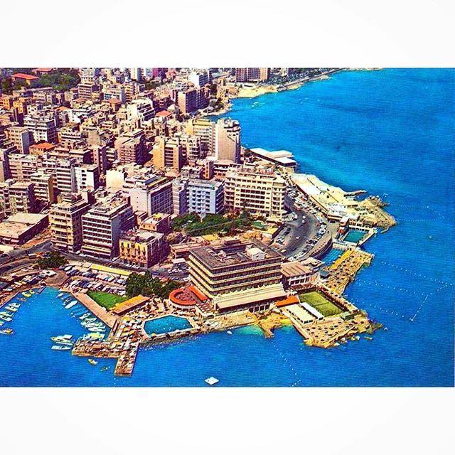 صباح الخير من بيروت عام ١٩٦٥،