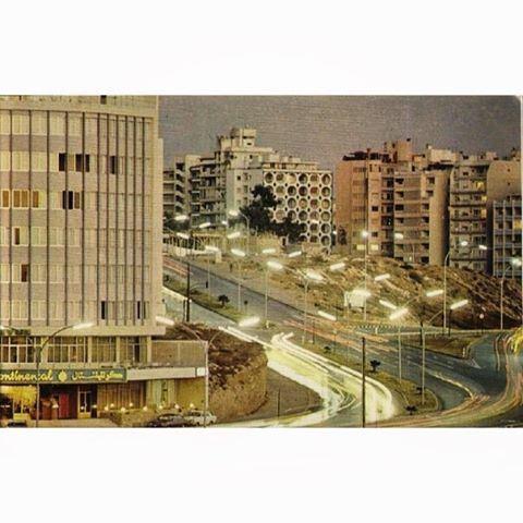 بيروت الرملة البيضاء عام ١٩٧٤ ،