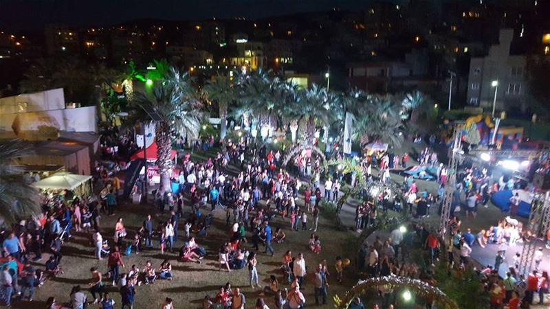 batroun spring_flower_festival publicgarden bebatrouni lebanon ... (Batroun Public Garden)
