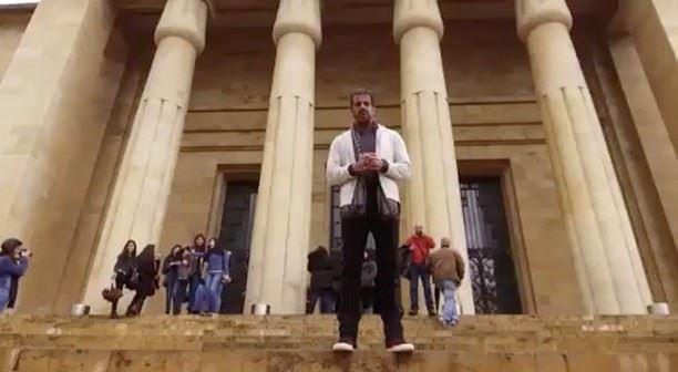 No último episódio do Líbano, o apresentador @alvarogarnero vai mostrar o...
