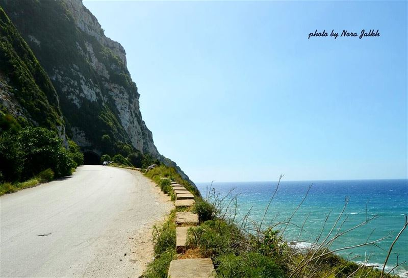 Good morning from chekka lebanon chekka sea mountain ...