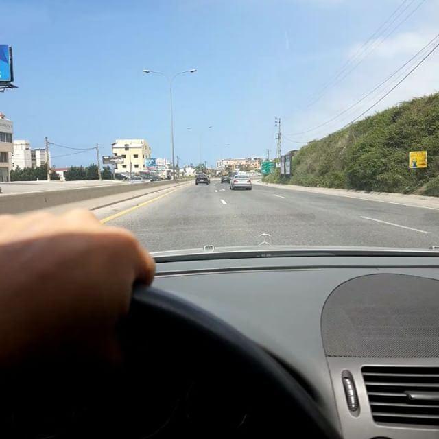 Back home and off to @soukelakel to fly around 😀😁 soukelakel traveling... (طبرجا جونية)