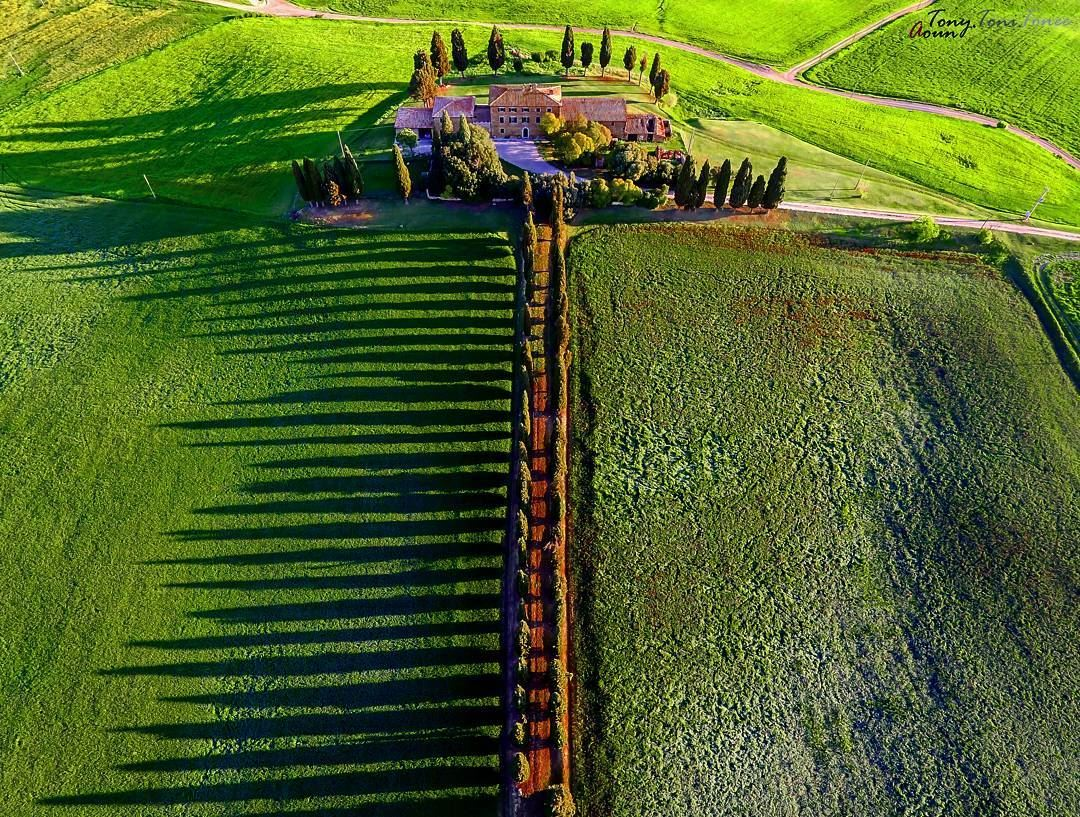 Most of the times I imagine the picture I want to take and hope it will be... (Toscany (Italy))
