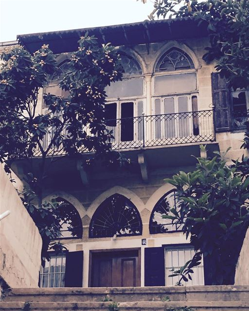 Houses of Beirut..... lebanon beirut vscocam ... (Beirut, Lebanon)