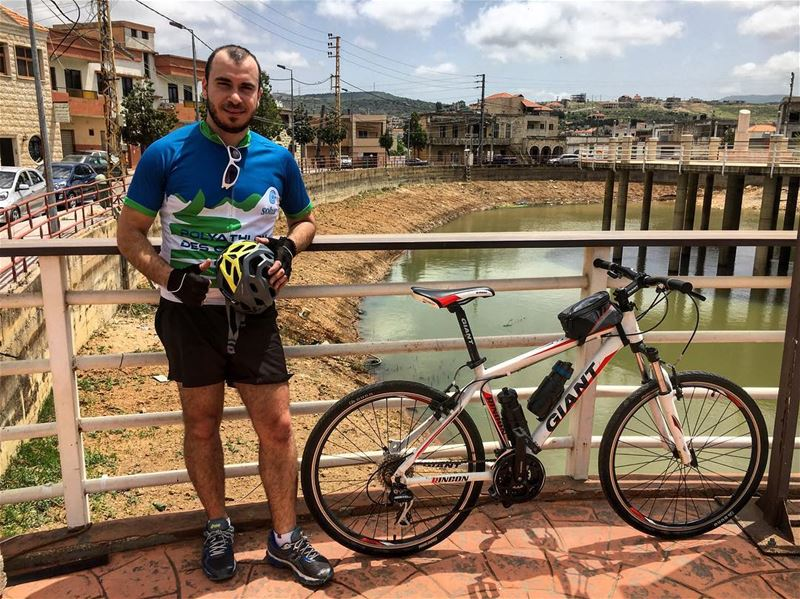 first come back after 5 months without biking .. 💪🚲❤83,6 km from tyre... (Rmeich South Lebanon)