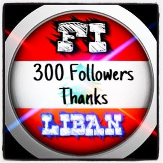 3️⃣0️⃣0️⃣🤾♂️ FOLLOWERS onlyfiliban followers 300followers ... (Beirut, Lebanon)