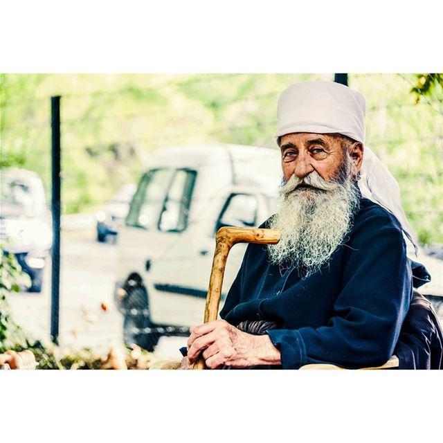 © Milad lamaa | 2017 | Mokhtara lebanese lebanon beard oldman ...