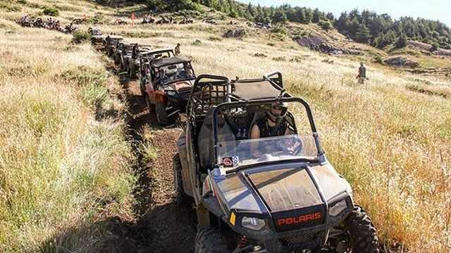 Off- Road Season is finally here!Book your ATVs & RZRs by calling us on...