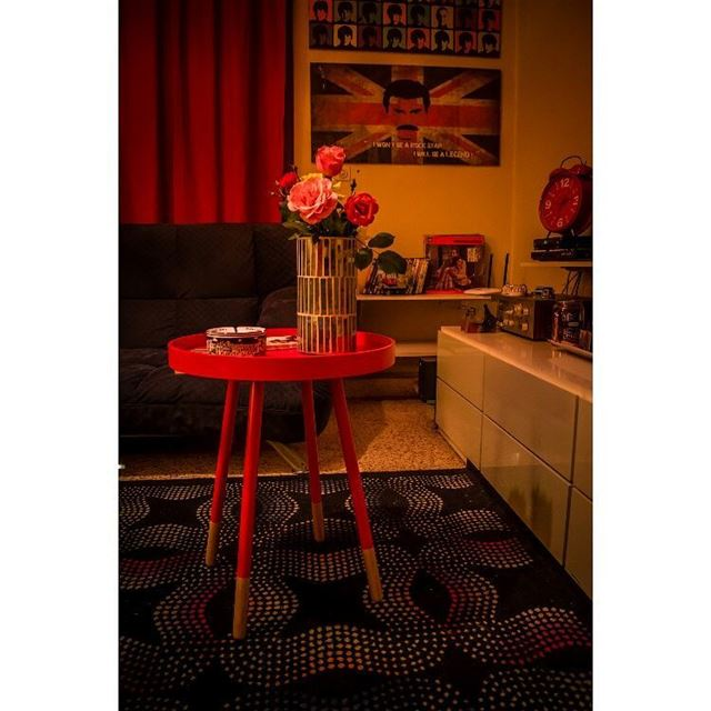 home  deco  red  spring  mood  myhouse  myhome  decor  decoration ... (Beirut, Lebanon)
