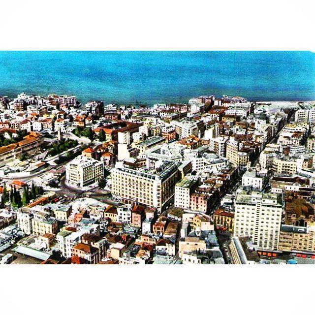 صباح الخير من بيروت عام ١٩٦٥ ،