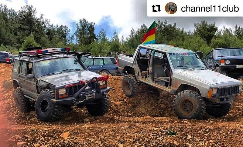Repost @channel11club with @repostapp・・・ channel11club jeep xj friends...
