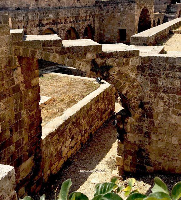 old citadel castle🏰 architecture architecturaldetails tripoli ...