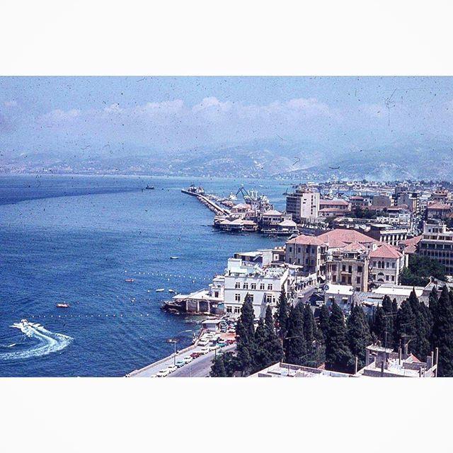 بيروت عام ١٩٦٥ ،