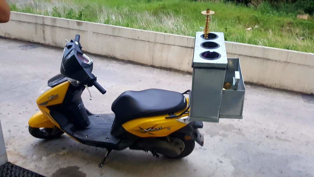 Chicha or Arguile Delivery to a Different Level