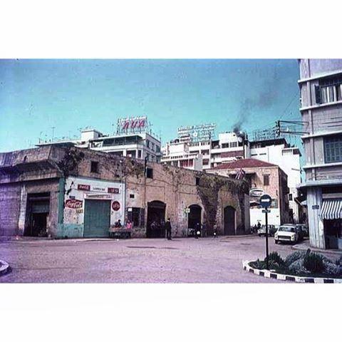 Minet Al Hosn , Beirut in 1963 .