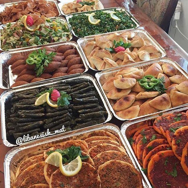 trevlighelg 🌸💎 libanesefood by: @libanesisk_mat lebanese_in_sweden ...