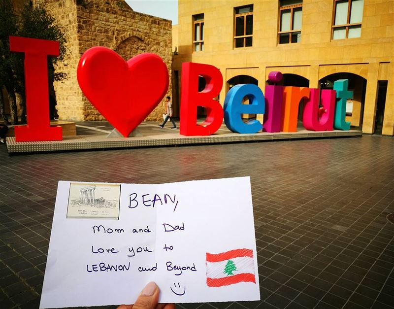 All the  support and  love to Melissa, Bean's mom, who is raising ... (Lebanon Beirut)