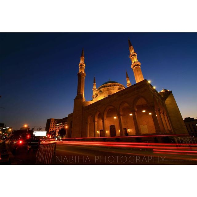 Al-Amin Mosque Downtown lowshutterspeed mosque architecture walk ...