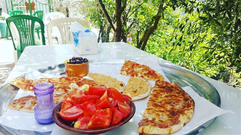 Enjoying the little things food breakfast lebanesebreakfast foodporn ...