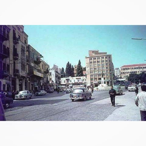 رياض الصلح ، بيروت عام ١٩٦٣ ،