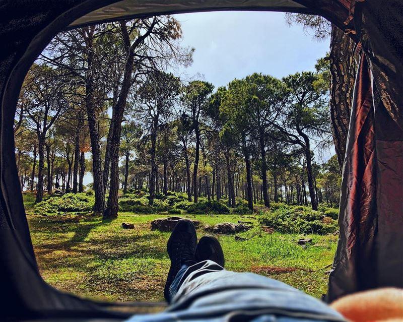 'where adventure lives outside ur tent...'''' photography ... (Baskinta, Lebanon)