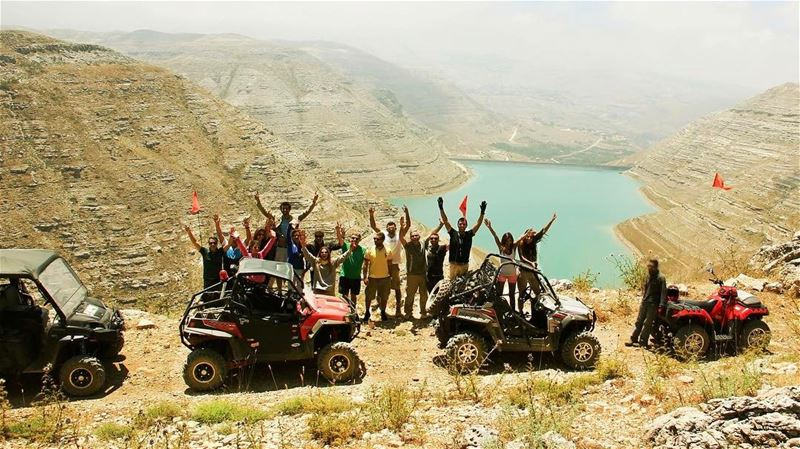 Discover Chabrouh Dam with Helmets-On !A day that includes a great off-ro