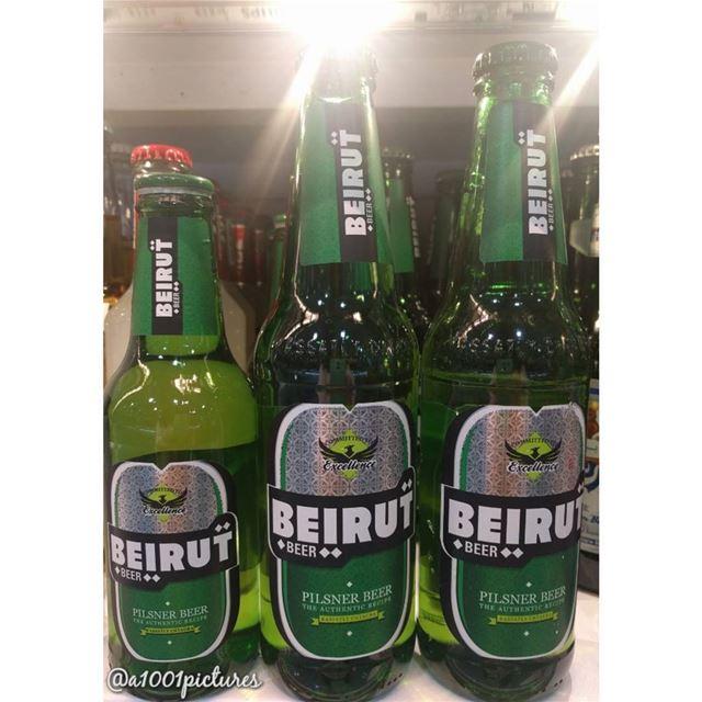 Beirut, you are always on my mind!.... beer beirut lebanon travel ... (Beirut, Lebanon)