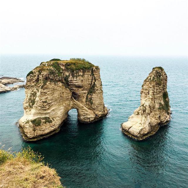 Lebanon 🇱🇧 💙 (Raushe Beirut)