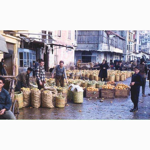 صباح الخير من طرابلس عام ١٩٦٥ ،