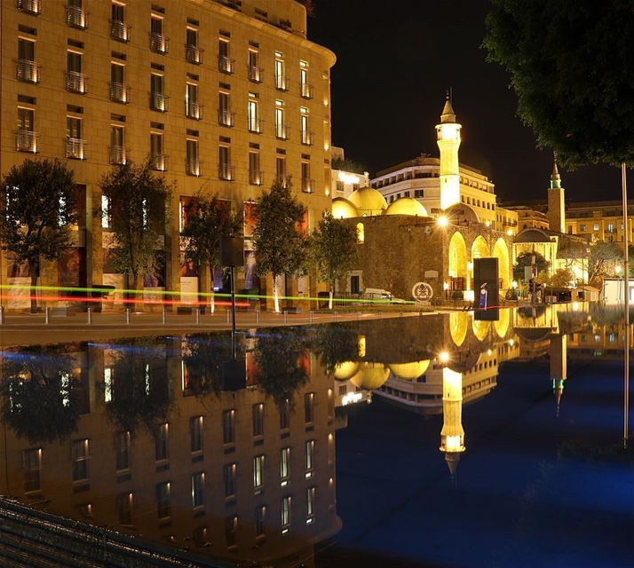 Everything has beauty, you just have to see it..... beirut lebanon... (Downtown Beirut)