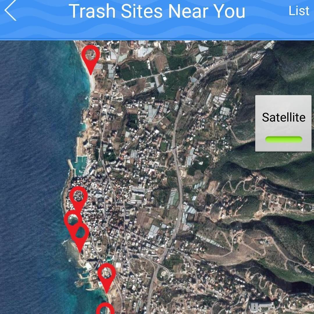 Our first multi beach clean-up across the coast of Batroun is this Sunday... (Colonel Beer Brewery)